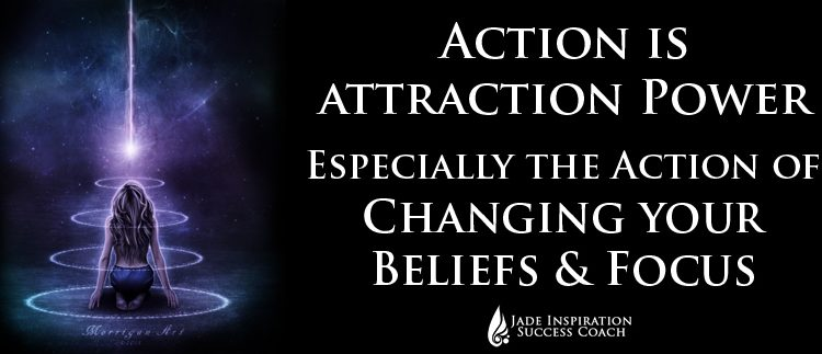 Action is Attraction Power