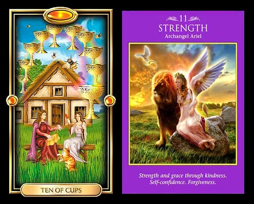angel-tarot-dual-reading